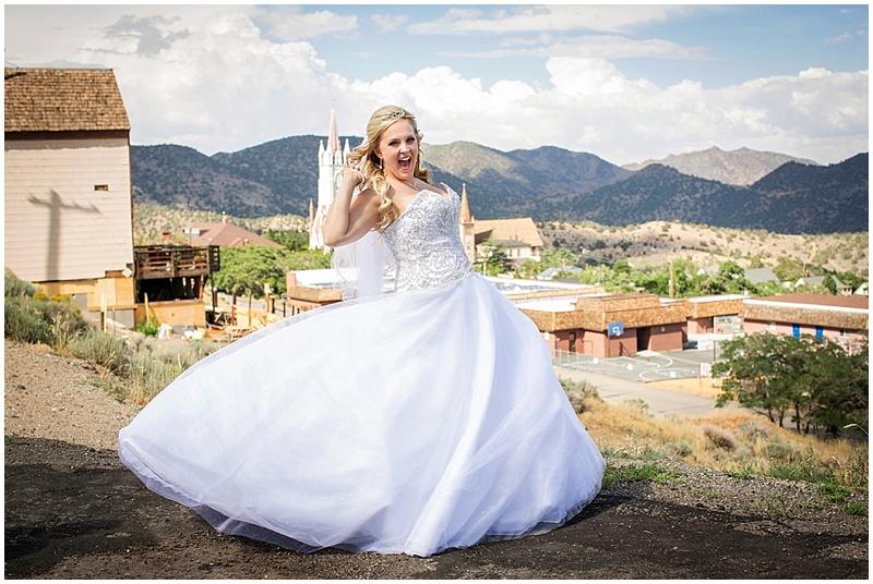 nevada wedding photos