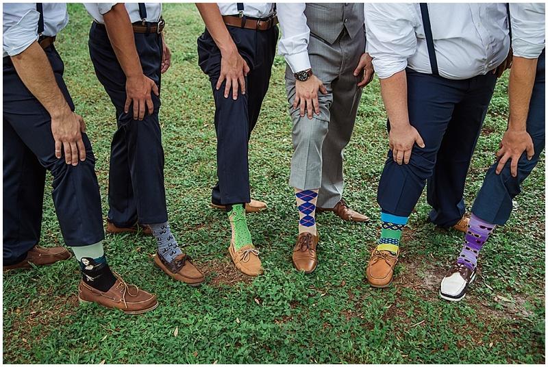 groom and groomsmen socks