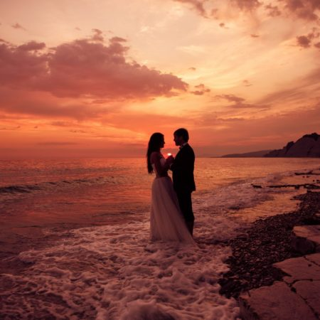 Plan your picture perfect destination wedding with DestinationWeddings.com