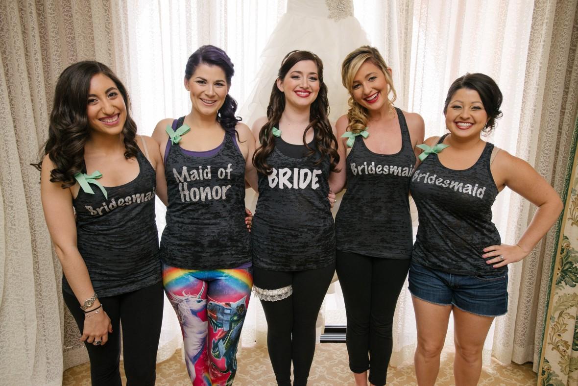 professional bridesmaid jen glantz