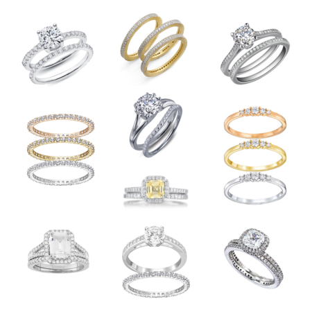 Wedding Sets under $200