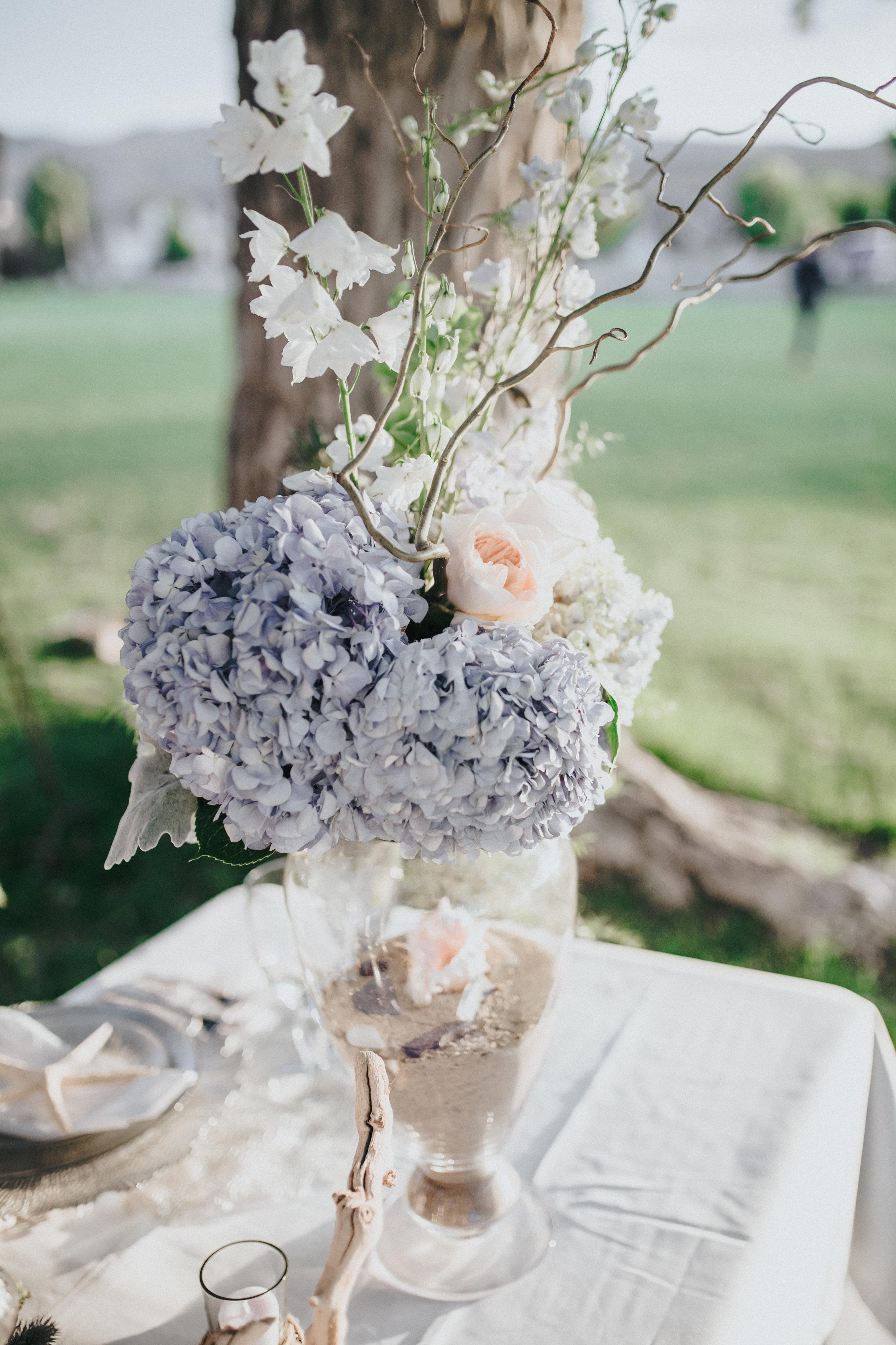 Rebecca Ingram Wedding Dress - Styled Shoot