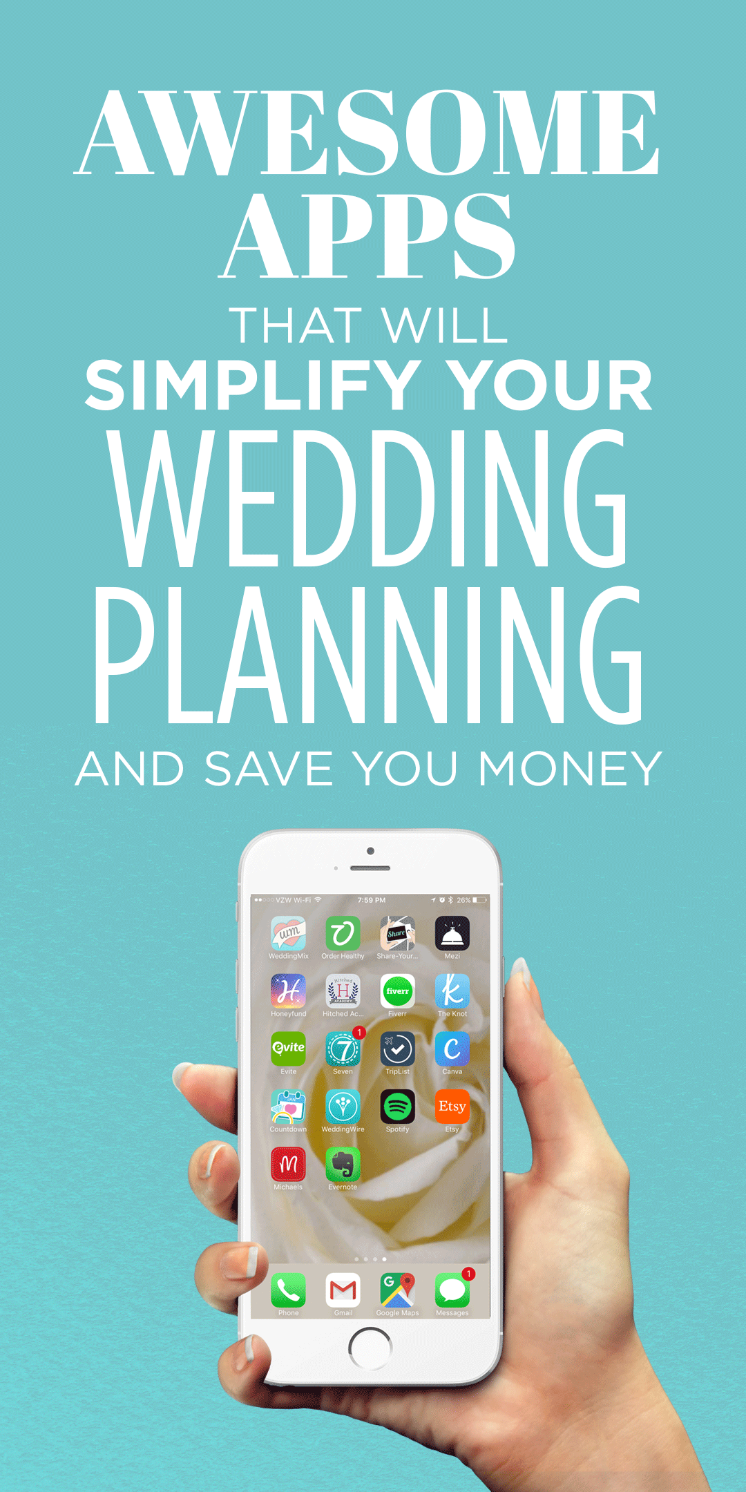 Wedding Apps You Should Know About