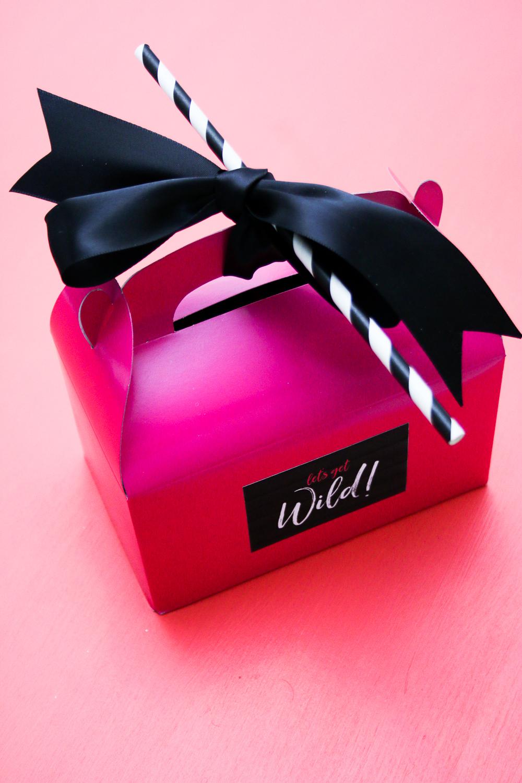 Bachelorette Party Gift Boxes