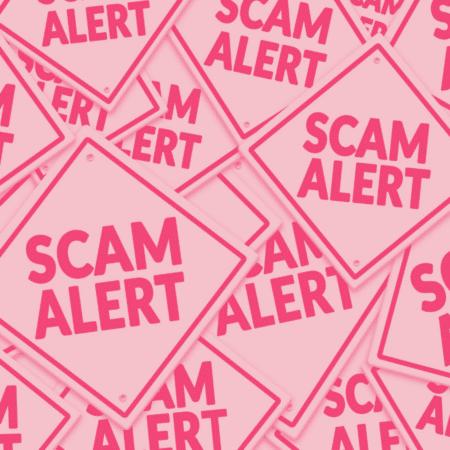 wedding scams