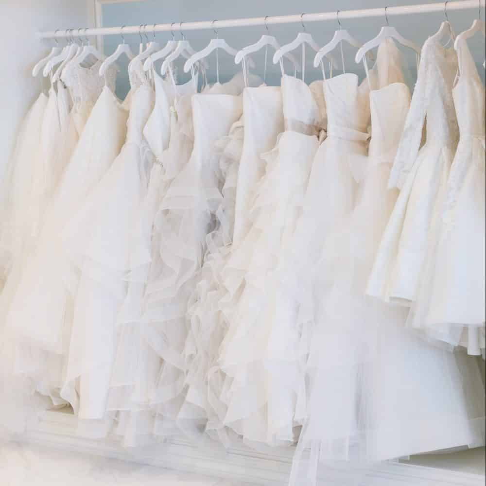 Where To Sell Your Wedding Dress Online After The Big Day
