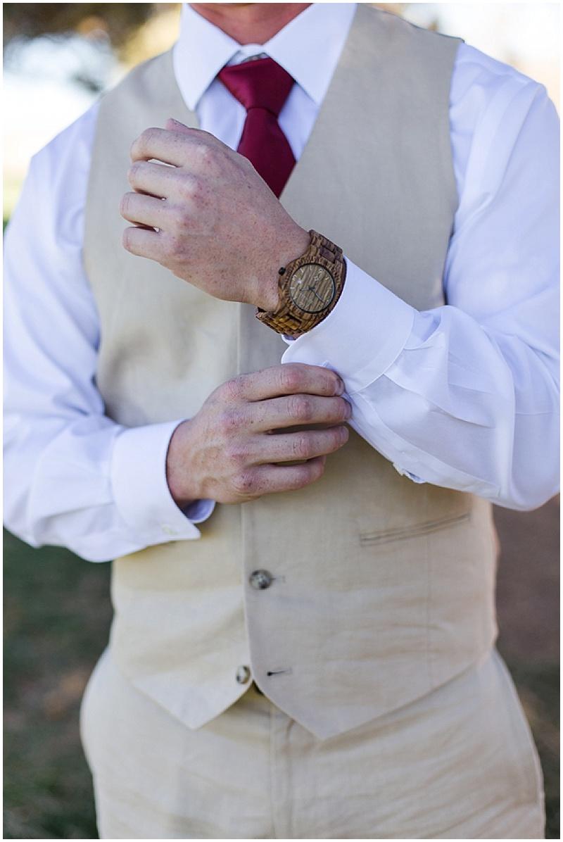 khaki attire