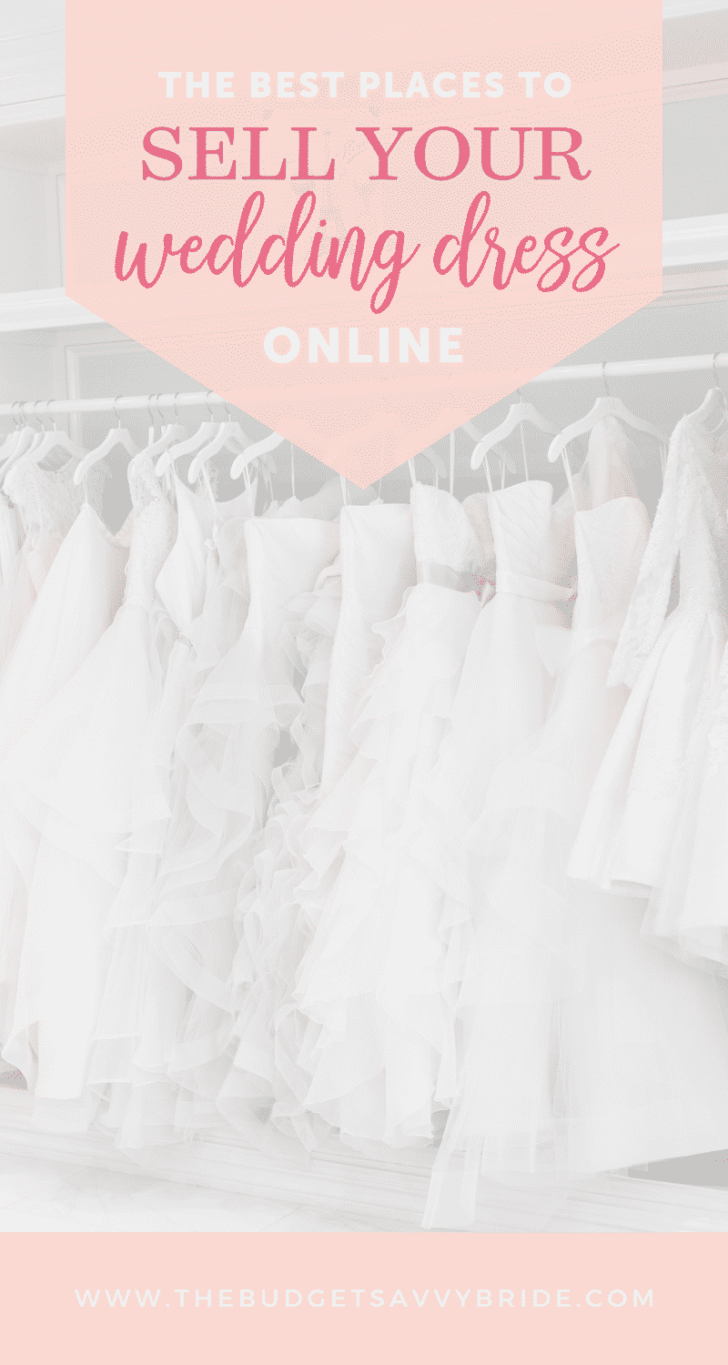 best places to sell your wedding dress online