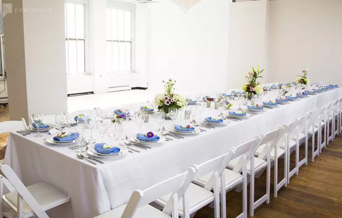 Midtown NYC Event Space  Find unique and alternative wedding venues on Peerspace