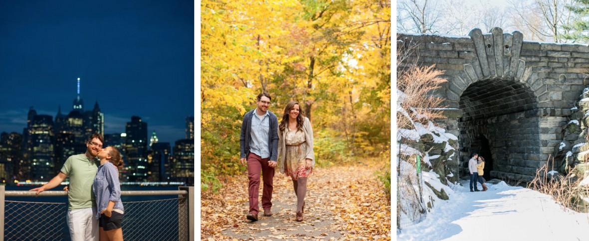 New York City Season Photos