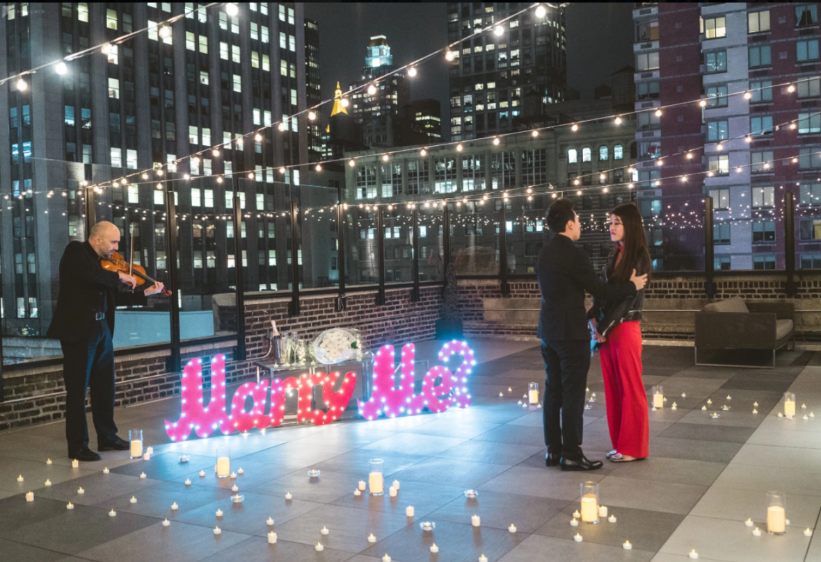 Rooftop Venue in NYC available to rent via Peerspace  Find unique and alternative wedding venues on Peerspace
