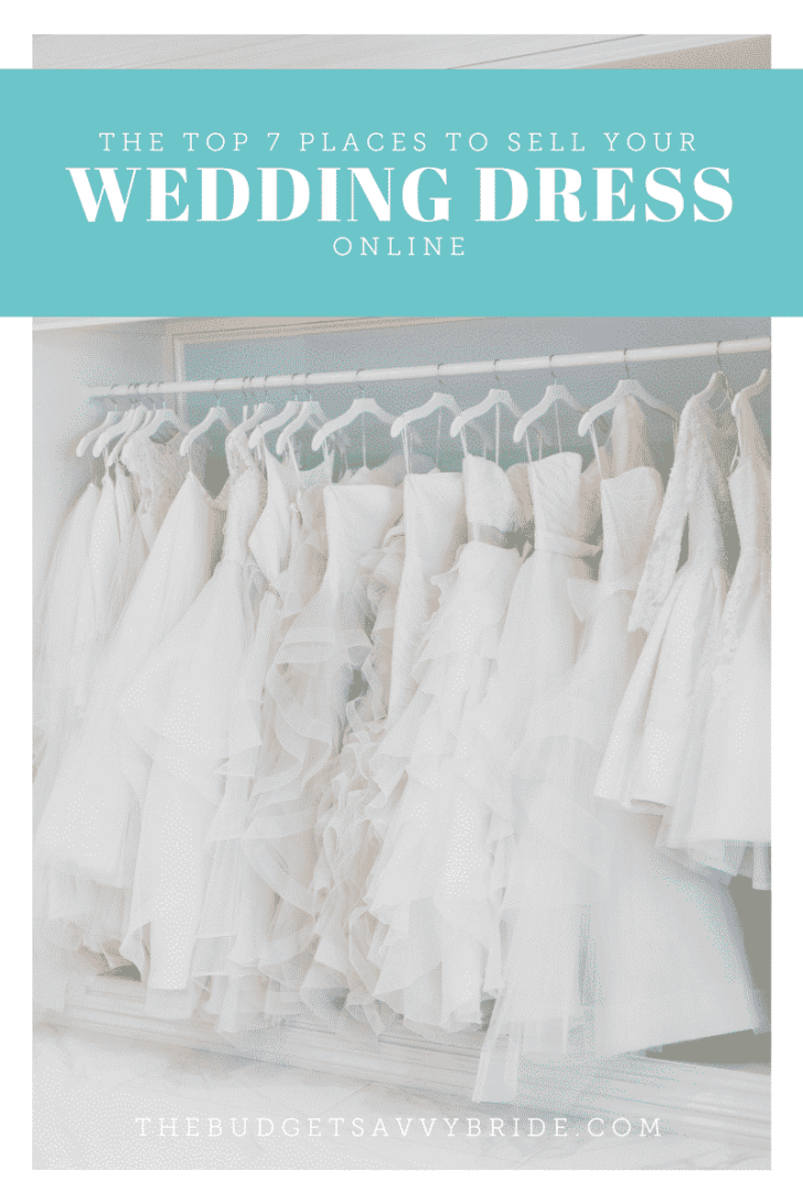 sell your wedding dress online