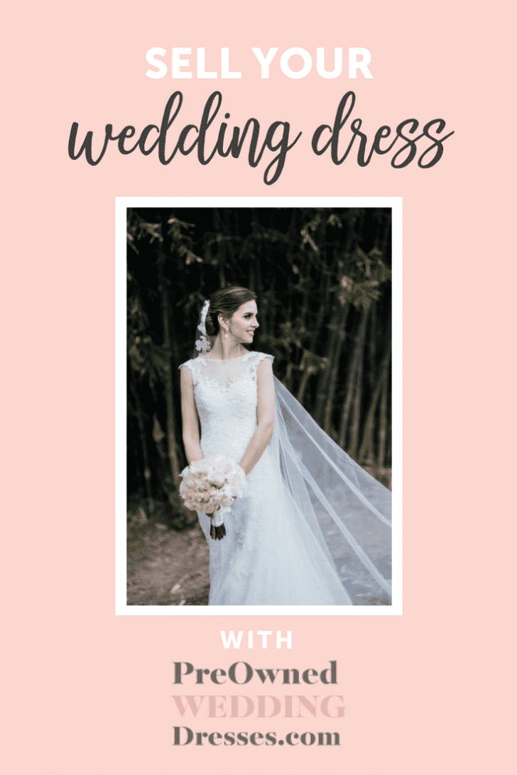 sell your wedding dress with preownedweddingdresses