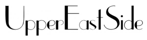 UpperEastSide - Free Wedding Fonts