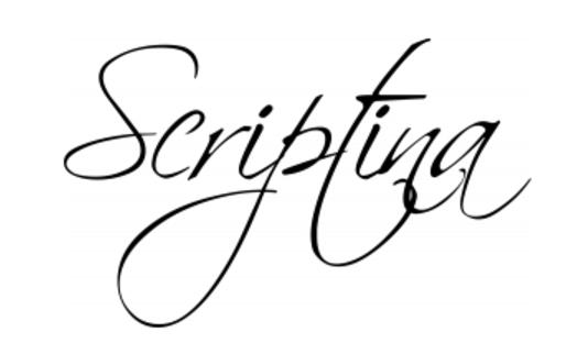 Scriptina - Free Wedding Fonts