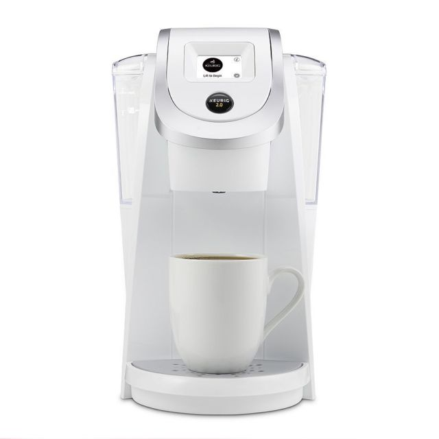 Learn all about the versatile and budget-savvy Keurig K250 Coffee Maker and enter to win one of these amazing brewer's in our giveaway!