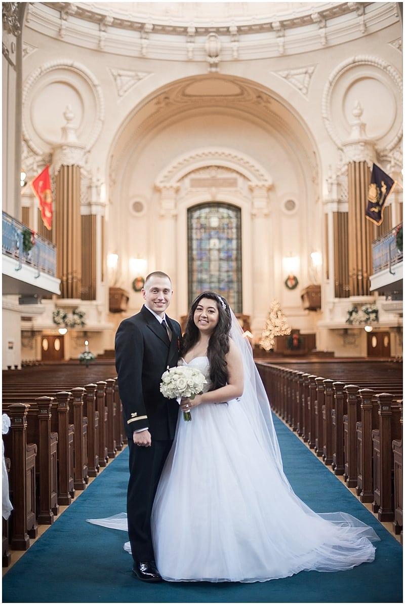 church wedding photos