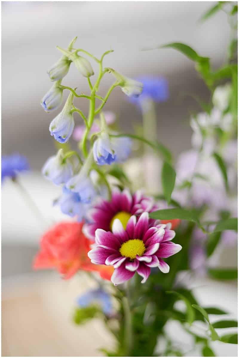 wildflower decor