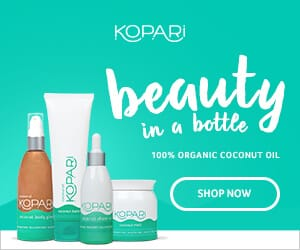 Kopari - 100% Organic Coconut Skincare Products