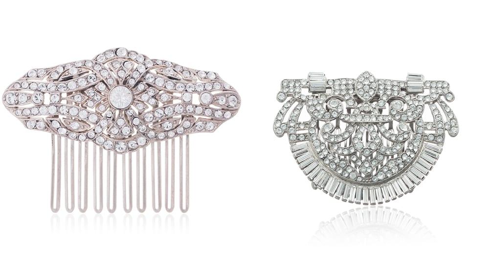 thomas laine bridal hair accessories