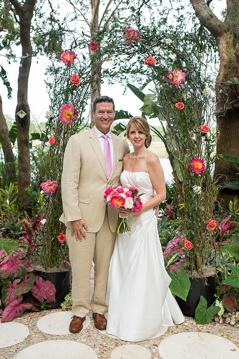lakeside wedding photos