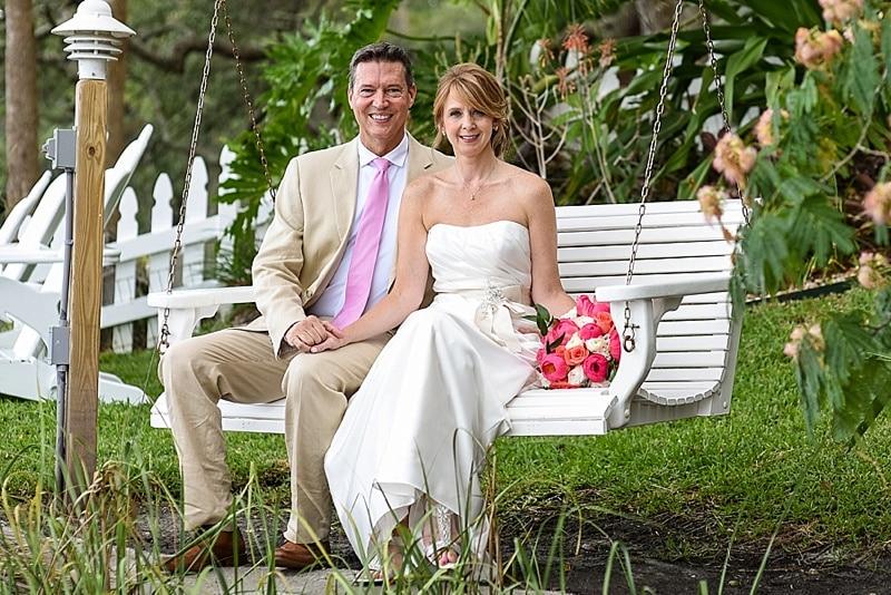 summer wedding photos
