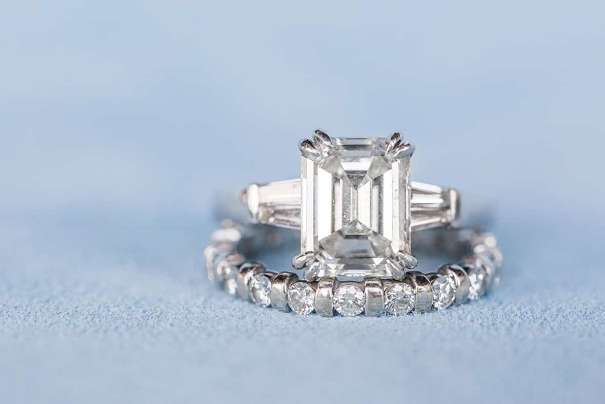 Gorgeous engagement ring   Photo by Cassi Claire