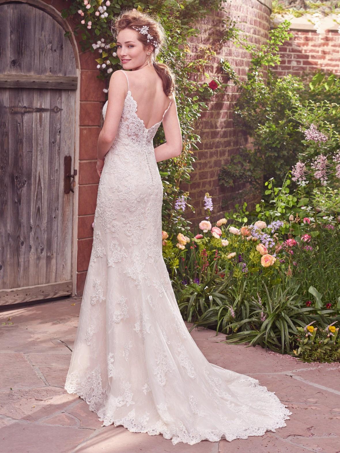 Rebecca Ingram Drew | affordable beach wedding dresses