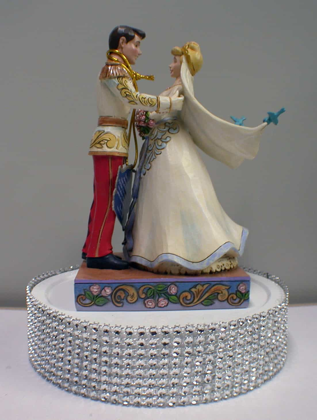 Cinderella - Disney Wedding Cake Topper