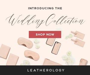 Leatherology - Leather Wedding Gifts