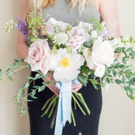 DIY Wedding Bouquets - Meristem Floral - Mikkel Paige Photography
