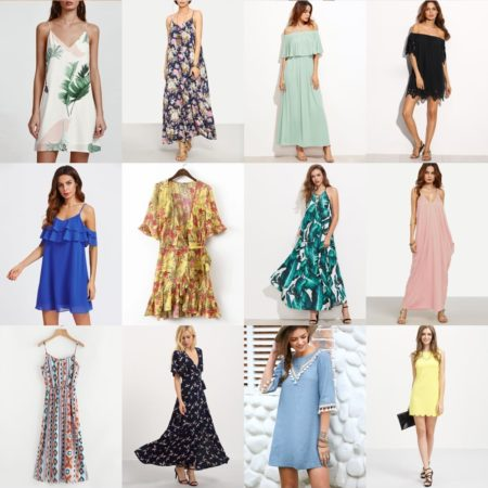 affordable honeymoon dresses
