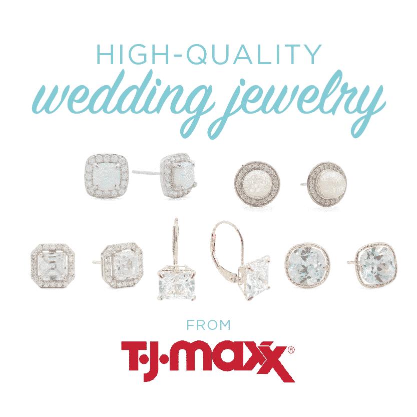wedding jewelry tjmaxx | Savvy wedding finds