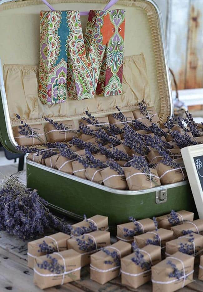 Take Home Centerpieces and Keepsakes