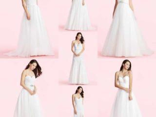 Azazie affordable wedding dresses