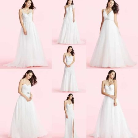Azazie affordable wedding dresses