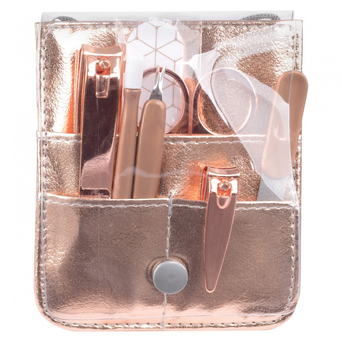 rose gold manicure set