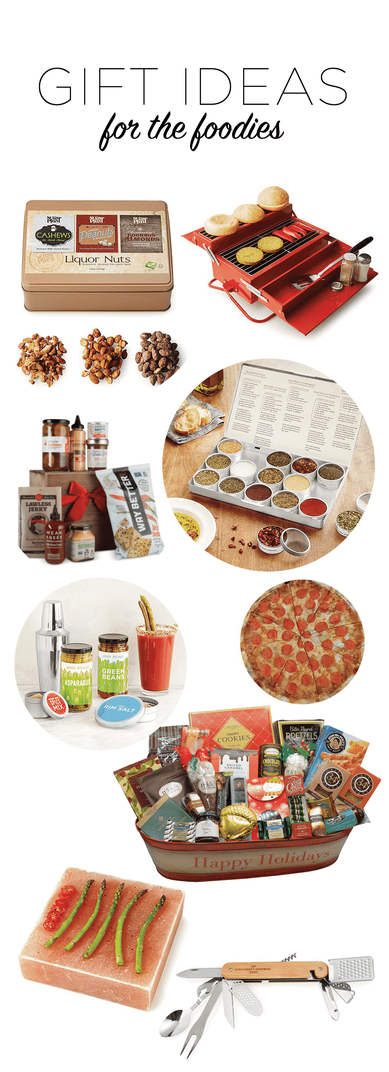 meaningful gift ideas for foodies