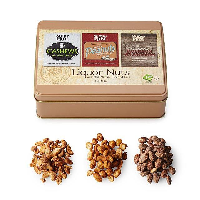 liquor nuts