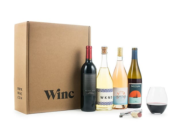Winc Wine Club Delivery