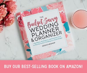 Budget-Savvy Wedding Planner - the #1 wedding planning book on Amazon!