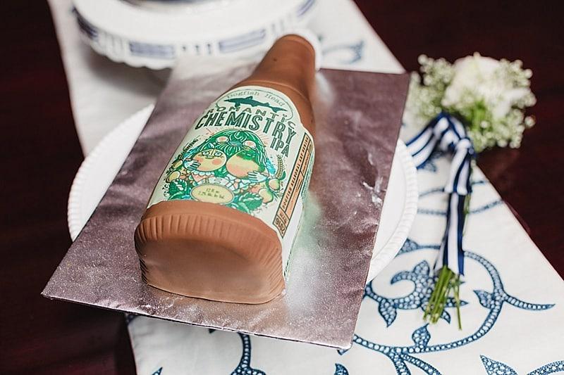 groom cake