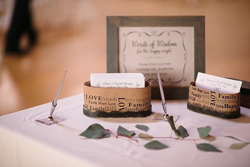 wedding cecor