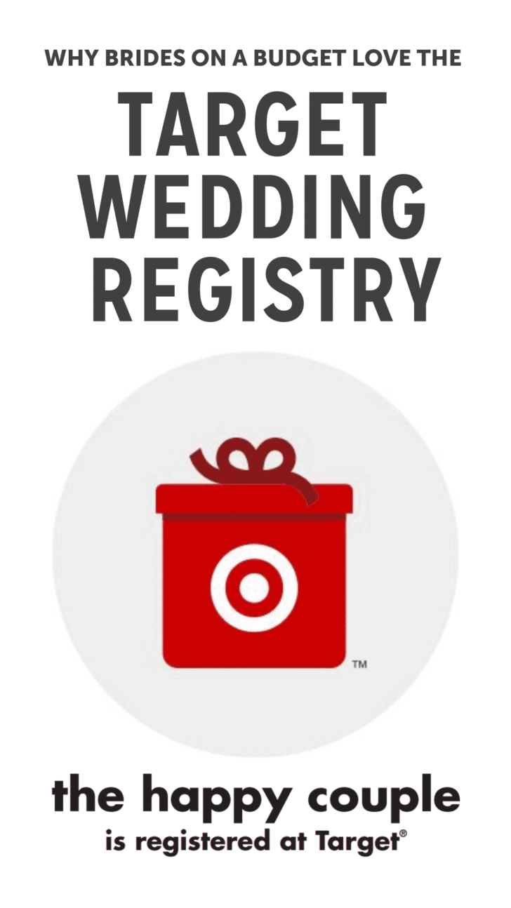 target wedding registry review and perks