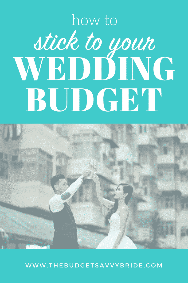 You've crunched the numbers and come up with a total figure... but how do you stick to your wedding budget? Check out this advice for staying on budget for your big day.
