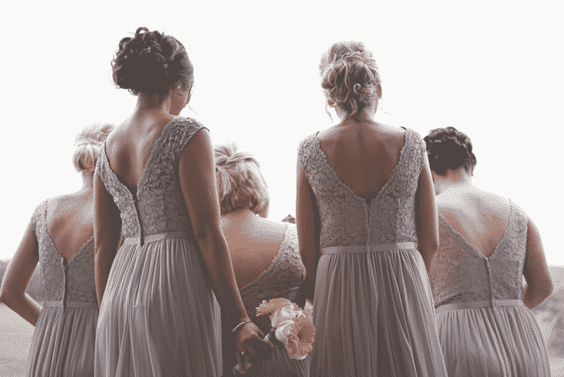 Save money as a bridesmaid - check out these 7 areas to cut costs!
