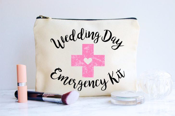 Wedding Day Emergency Kit from MoonwakeDesignsCo on Etsy