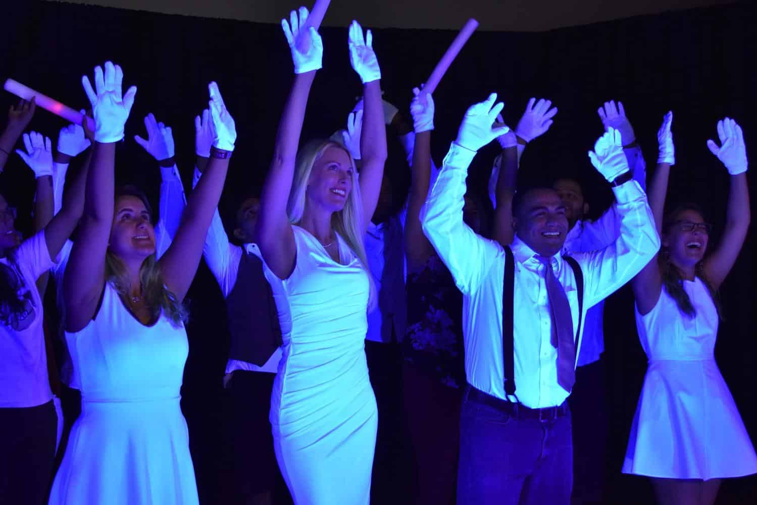 ultra violet wedding ideas