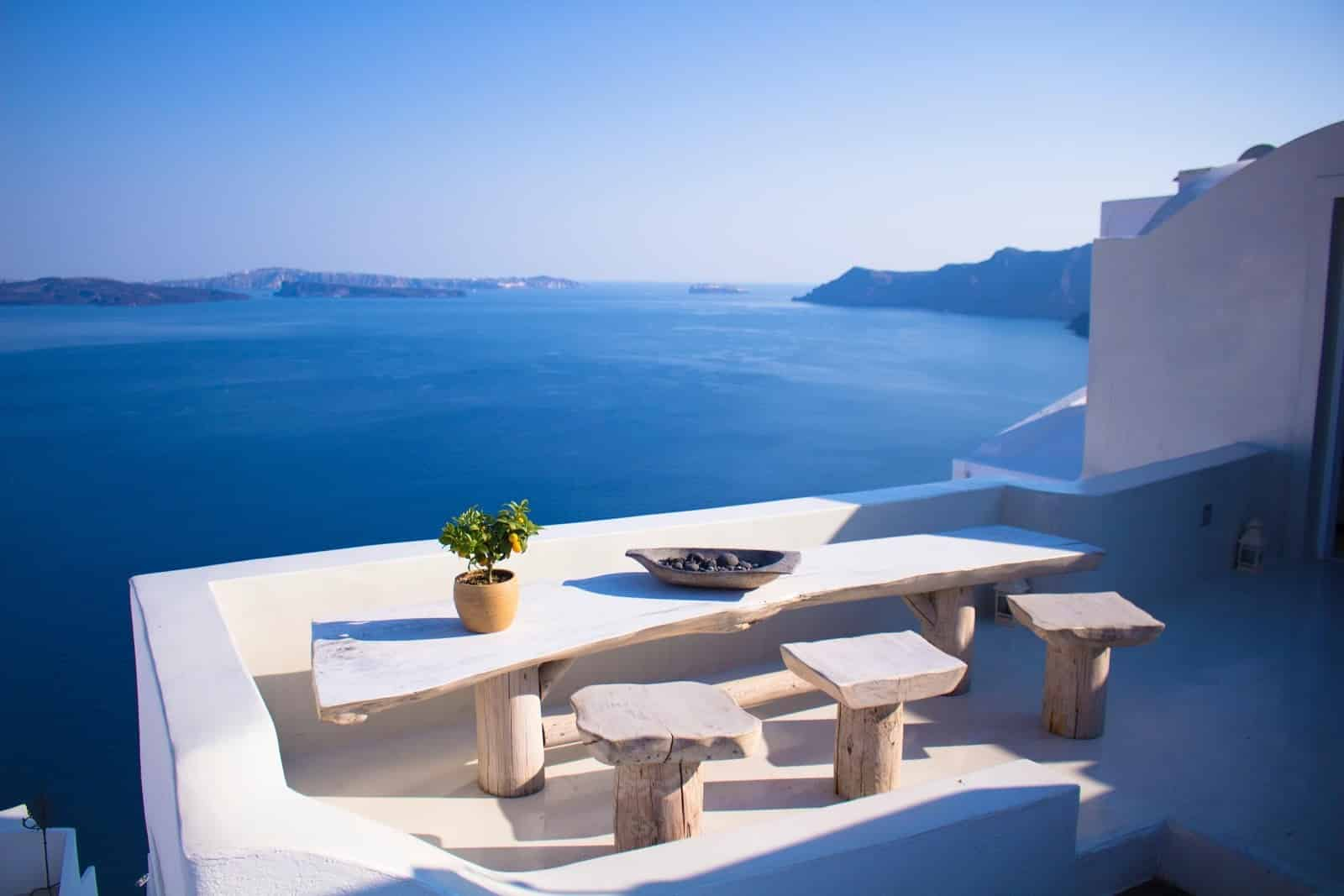 Affordable Luxury - Budget Savvy Honeymoon Destinations - Santorini