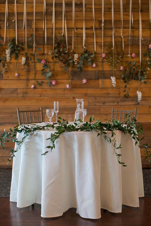 diy wedding decor, boho classic California wedding